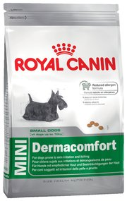 Royal Canin Корм для собак Mini Dermacomfort фото