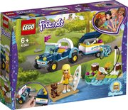 Lego Friends 41364 Багги с прицепом Стефани фото