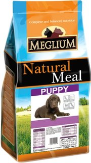 Meglium Natural Meal Puppy фото