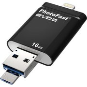 PhotoFast i-FlashDrive EVO Plus 16GB фото