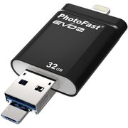 PhotoFast i-FlashDrive EVO Plus 32GB фото