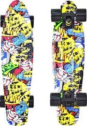 Y-Scoo Fishskateboard 22 фото